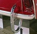 1967 Amphicar - rear bumper - Tupelo Automobile Museum 04 (cropped).jpg