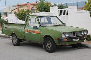 Mitsubishi Triton - 1978 Mitsubishi L200