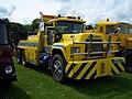 1977 MACK R686RSX (VRA 284S) recovery truck, 2012 HCVS Tyne-Tees Run (1).jpg