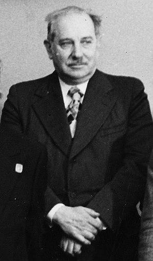 Józef Andrzej Gierowski - Józef Andrzej Gierowski