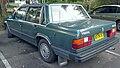 1985-1989 Volvo 740 GL sedan (2009-06-28).jpg