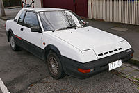 1985 Nissan Pulsar (N12) EXA Turbo coupe (2015-07-25) 01.jpg