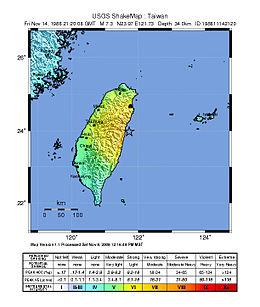1986年花莲地震
