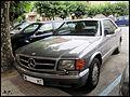 1987 Mercedes-Benz 560 SEC (C126) (4987361928).jpg