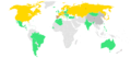 1992 Winter Olympics medal map.png