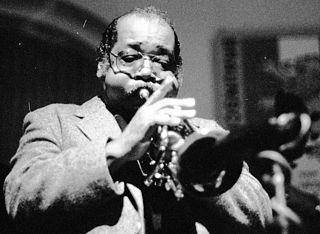 Nat Adderley American jazz cornet and trumpet player