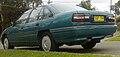 1993 Toyota Lexcen (T2) CSi sedan (2008-09-23).jpg