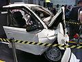1997-1999 Holden VT Commodore Executive sedan (100 kilometres per hour wreckage) 06.jpg