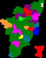 1998 tamil nadu lok sabha election map by parties.png