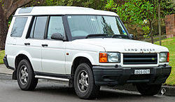 Land Rover Discovery (1998–2002)