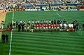 1999 FA Cup Final teams line up.jpg