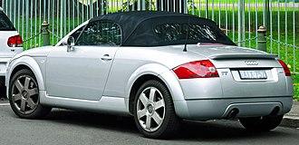 Audi TT - Audi TT 1.8 T Roadster