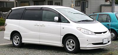 Toyota Previa - Wikiwand