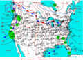 2003-03-15 Surface Weather Map NOAA.png