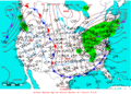 2005-03-01 Surface Weather Map NOAA.png