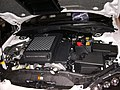 2006 Mazdaspeed 6 MZR engine.JPG