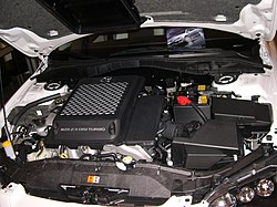 Mazda MZR engine - Wikipedia, the free encyclopedia