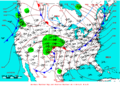 2007-04-24 Surface Weather Map NOAA.png