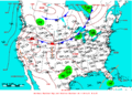 2007-06-16 Surface Weather Map NOAA.png