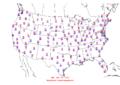 2007-12-01 Max-min Temperature Map NOAA.png