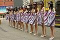 20090823 Promocja Samsunga na ulicy Szanghaju 0929 3931.jpg