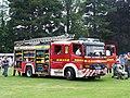2009 Oughtibridge Gala ... Fire Engine - geograph.org.uk - 1628226.jpg