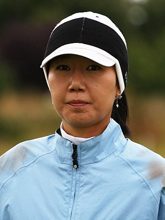 Kang Soo-yun - Kang before 2009 Women's British Open