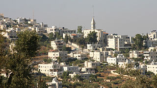 Taybeh Place in Ramallah and al-Bireh, Palestine