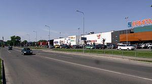 Maxima Group - Ermitažas store in Šiauliai.