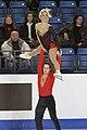 2010 European Championships Pairs - Nicole DELLA MONICA - Yannick KOCON - 5596a.jpg