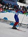2010 Winter Olympics Ales Vodsedalek in nordic combined LH10km.jpg