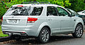 2011 Ford Territory (SZ) Titanium TDCi wagon (2011-11-17) 02.jpg