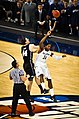2011 NCAA Basketball Championship Game tip off.jpg