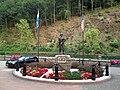 2012-07-27 Clervaux Memorial To our liberators.jpg