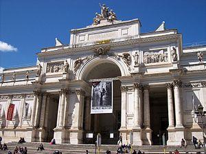 Palazzo delle Esposizioni - Image: 2013 04 11 Roma Palazzo delle Esposizioni