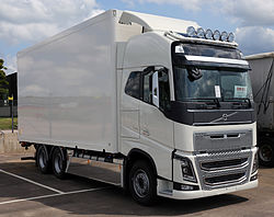 3. sukupolven Volvo FH16