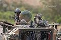 2014.9.26 육군 20기계화보병사단 기동화력 시범 firing demonstration, Republic of Korea Army The 20th Mechanized Infantry Division (15210226877).jpg