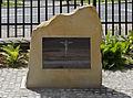 2014 Kłodzko, cmentarz komunalny, pomnik.JPG