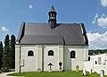 2014 Lądek-Zdrój, kościół św. Rocha 04.JPG