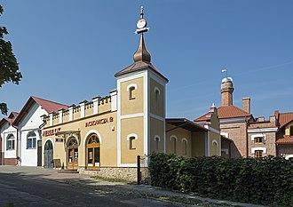 Tarnobrzeg - Tarnowski family brewery in Tarnobrzeg