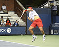 2014 US Open (Tennis) - Qualifying Rounds - Andreas Beck (15057602722).jpg