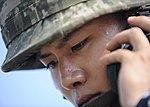 2015.7.14. 연평부대 - 지뢰탐지작전훈련 14th, July, 2015, ROK Marine YP Unit-Training to detect of mines (19737616866).jpg