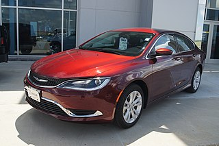 Chrysler 200 entry-level luxury mid-size sedan and convertible