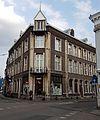 2016 Maastricht, Vrijthof, hoekpand Bredestraat-St Jacobstraat (1).jpg