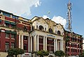2016 Rangun, Dawny budynek Biura Telegraficznego (02).jpg