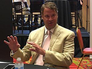 Lane Kiffin - Lane Kiffin at 2017 C-USA media days
