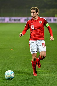 20171123 FIFA Women's World Cup 2019 Qualifying Round AUT-ISR Nina Burger 850 6426.jpg