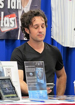 2017 Wizard World Columbus - Thomas Ian Nicholas 01 (35600901314).jpg