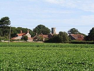 Sidestrand Human settlement in England