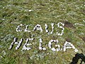 2018-08-29 (133) Stone lettering Claus and Helga at Rax, Austria.jpg